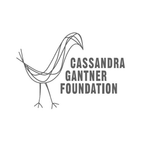 Cassandra Gantner Foundation logo