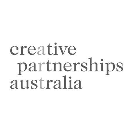 Creative Partnerships Australia logo